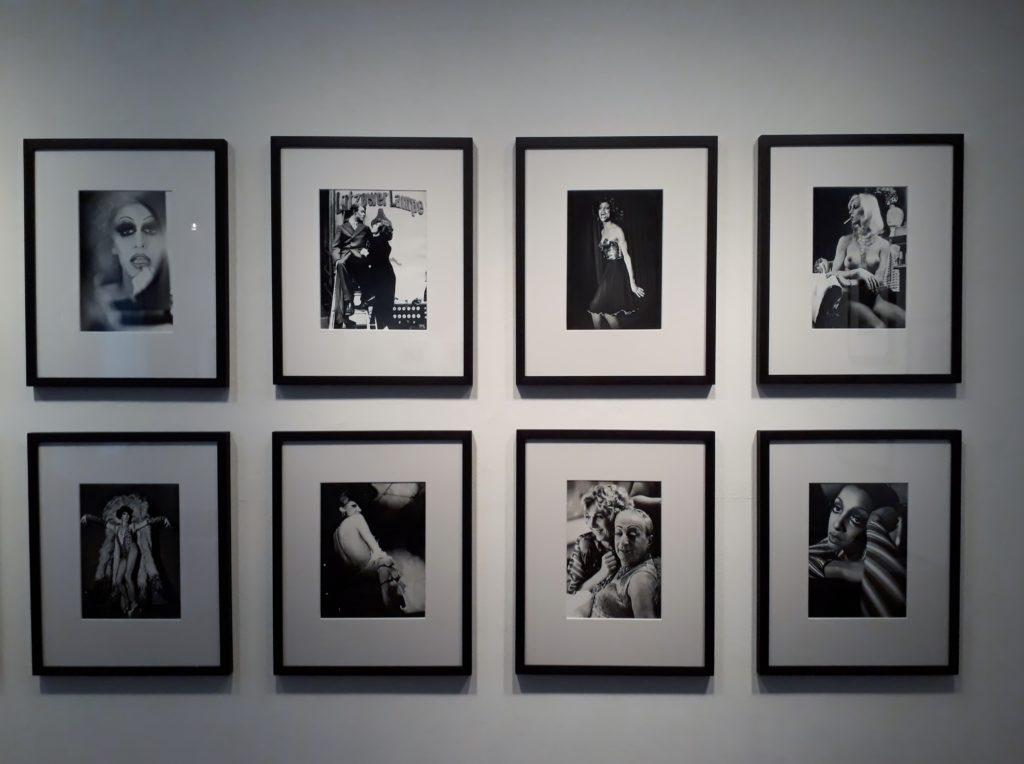 """Anno Wilms, Fotografien aus der Werkgruppe """"Bühne"""". Foto © Urszula Usakowska-Wolff"""
