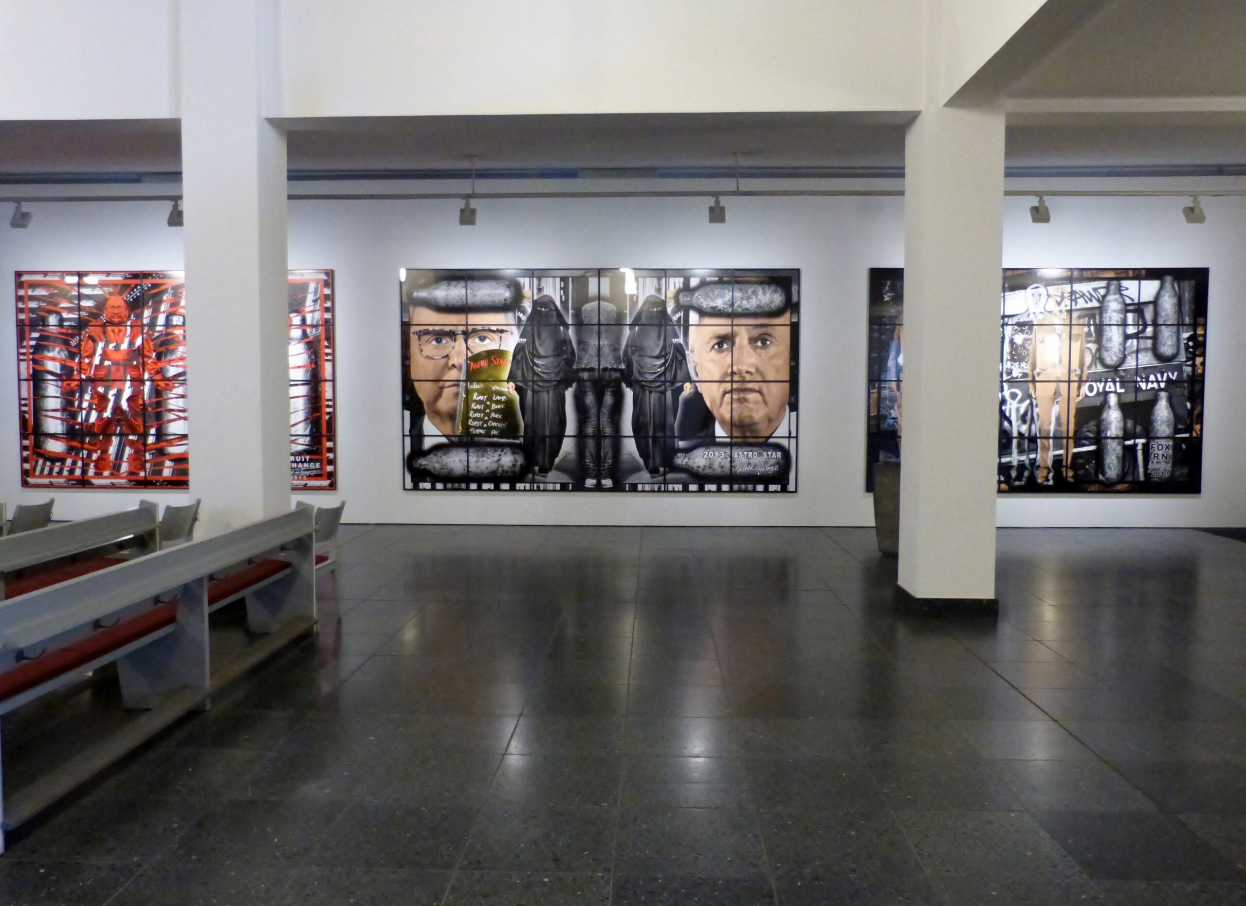 Gilbert & George: Kunst, die vom Leben handelt