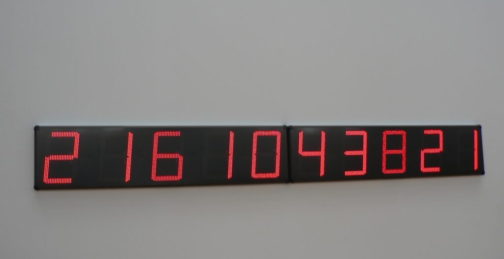 Christian Boltanski, Letzte Sekunde,  Kunstmuseum Wolfsburg, 2. März 2013. Foto © Urszula Usakowska-Wolff