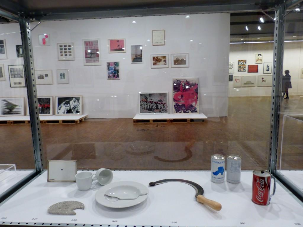 """""""Kunst für alle"""", Ausstellungsansicht. Foto © Urszula Usakowska-Wolff"""