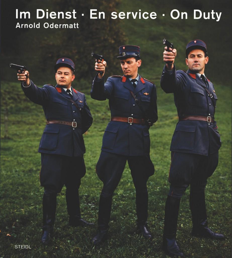 Arnold Odermatt, Im Dienst, Hrsg. von Urs Odermatt. Steidl Verlag