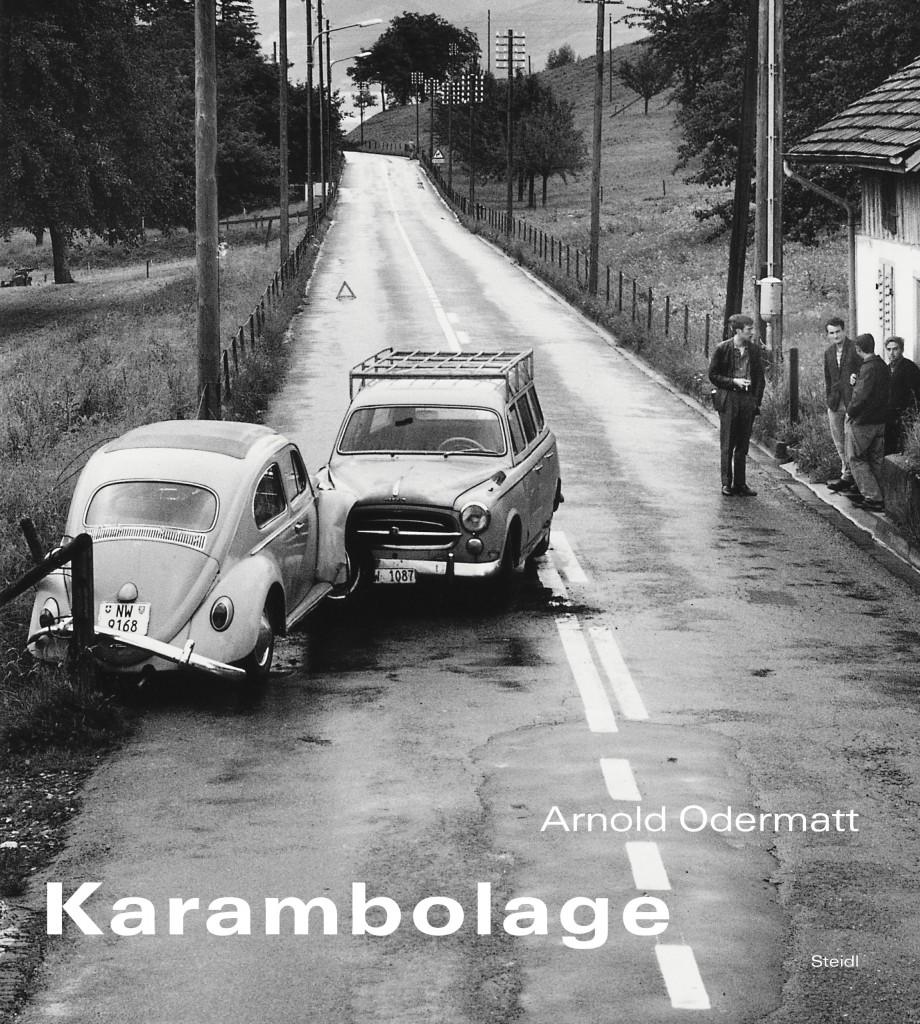 Arnold Odermatt, Karambolage, Hrsg. von Urs Odermatt. Steidl Verlag