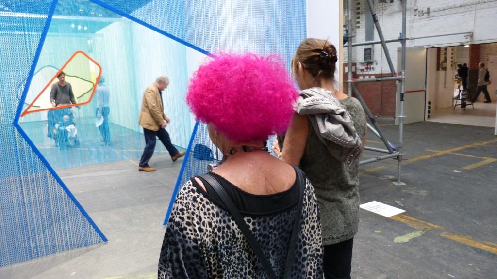 Kunstmesse abc, Berlin 2014. Foto © Urszula Usakowska-Wolff