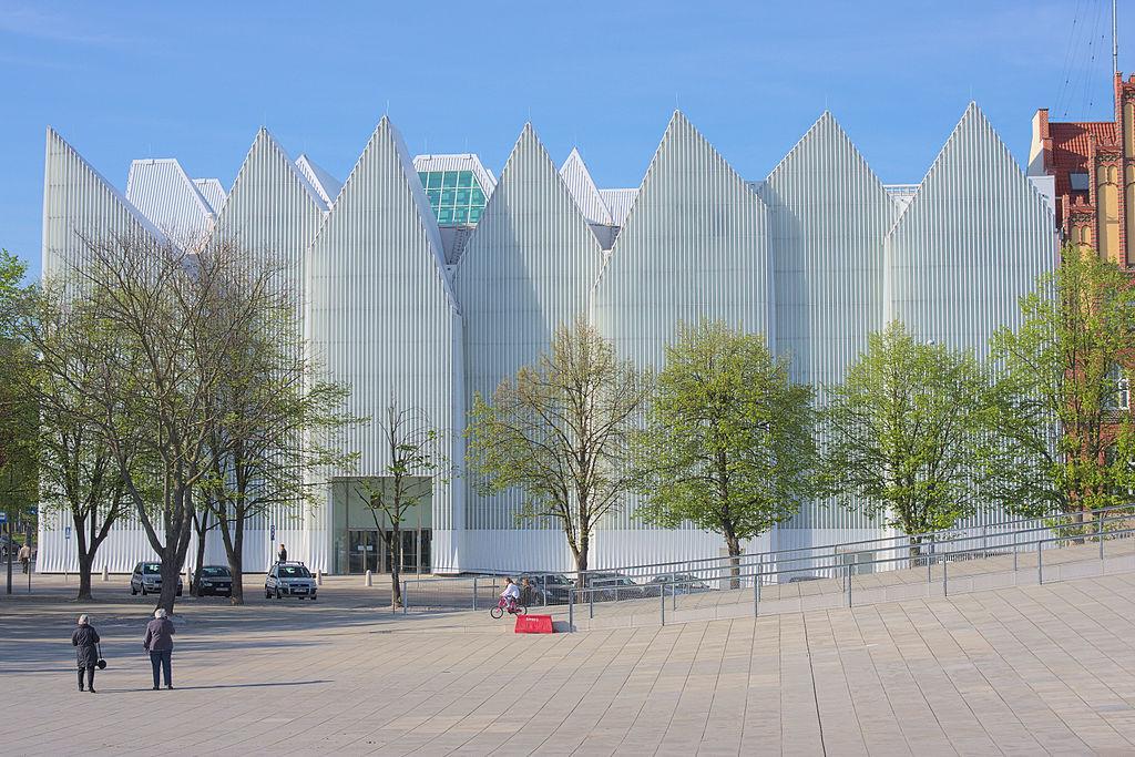 Philharmonie Szczecin: Augenweide und Ohrenschmaus