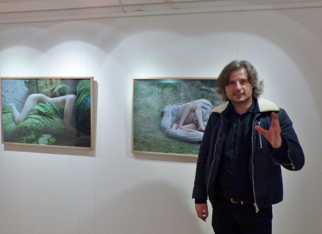 Sebastian Bieniek, Fotogalerie Friedrichshain, 24.03.2016. Foto © Urszula Usakowska-Wolff