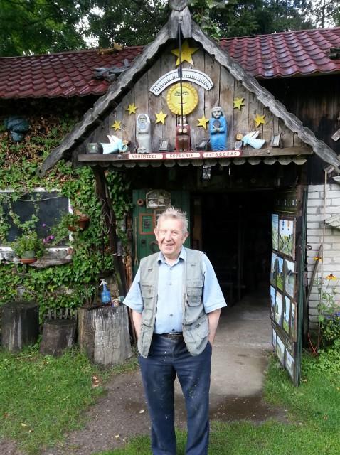 Józef Chełmowski, 2012. Foto © Urszula Usakowska-Wolff