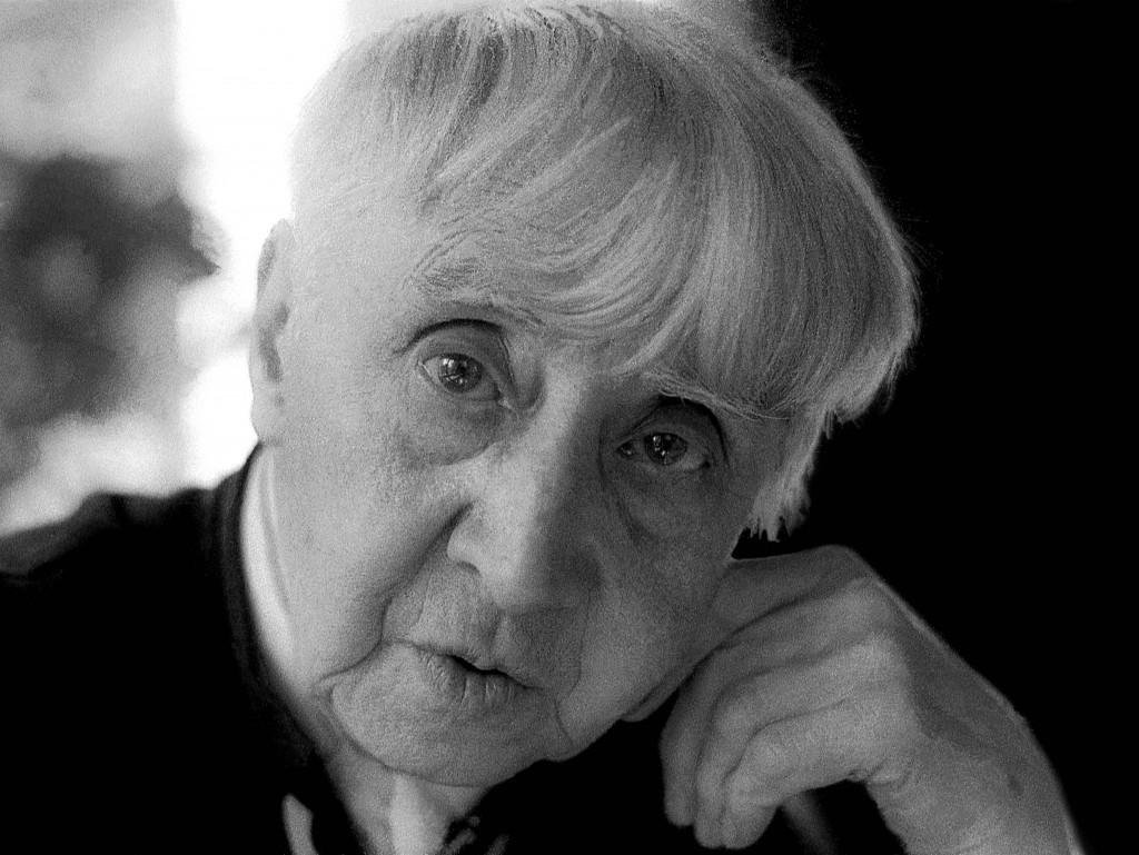 Hannah Höch, 1974. Foto © Dietmar Bührer, Wikipedia