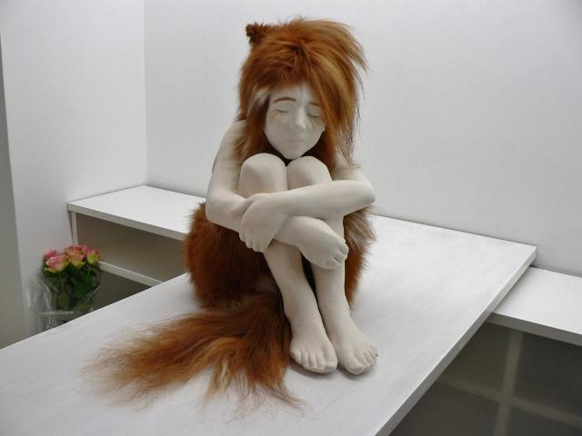 Iris Schieferstein: Hubby 1-3, 2007. Foto © Urszula Usakowska-Wolff