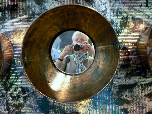 Eliar Alimirzoyev, Widnesses (Detail), me Collectors Room, 2012. Foto © Usakowska-Wolff