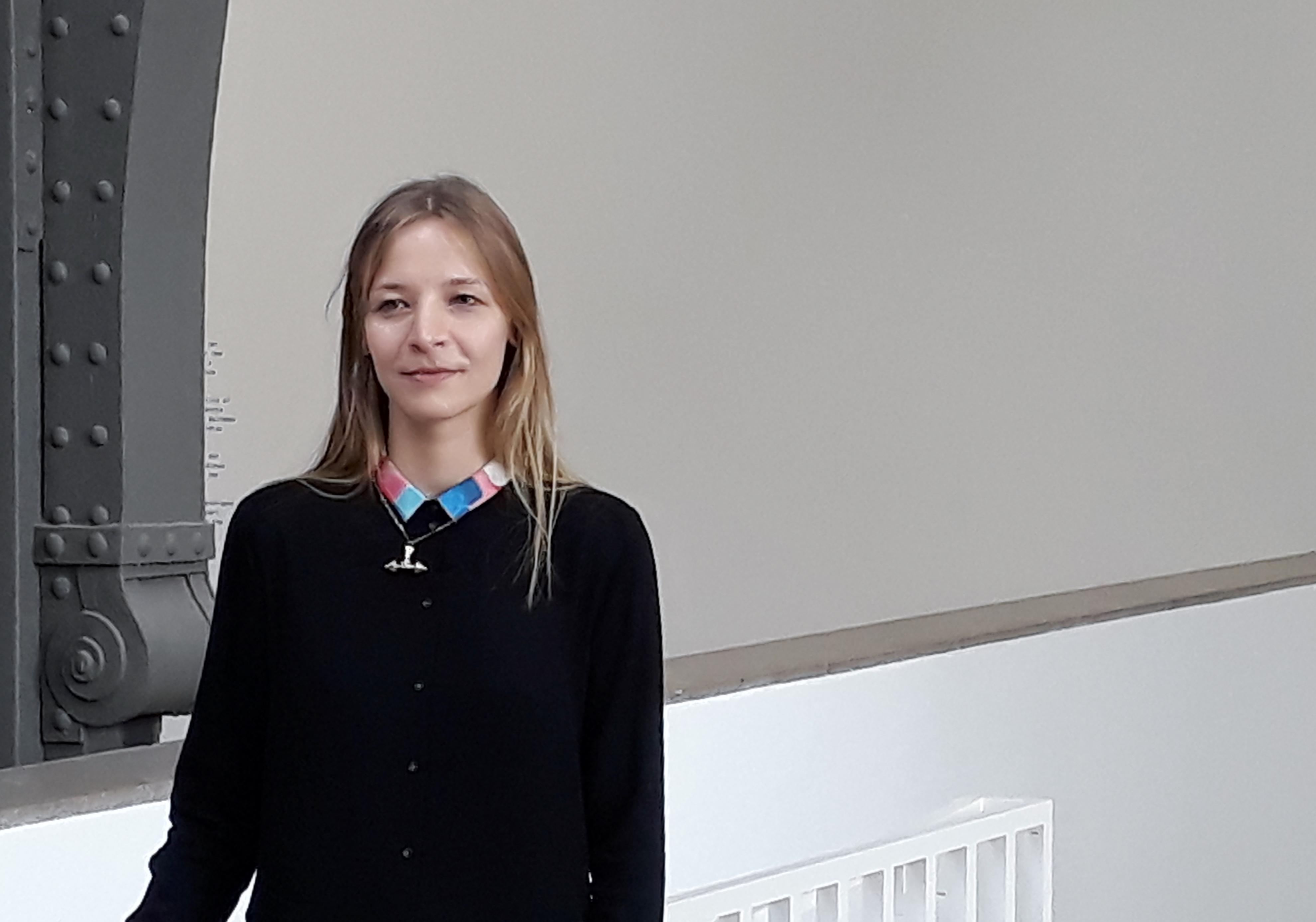Agnieszka Polska im Hamburger Bahnhof: Hört und seht, es ist nicht zu spät!