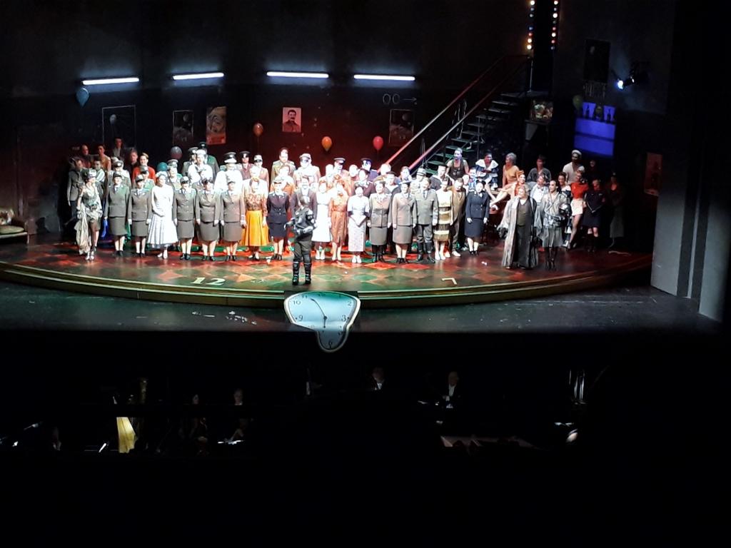 Die Oper ist kein Museum
