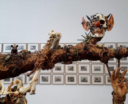Aus dem Diesseits ins Jenseits und zurück: Beyond im me Collectors Room