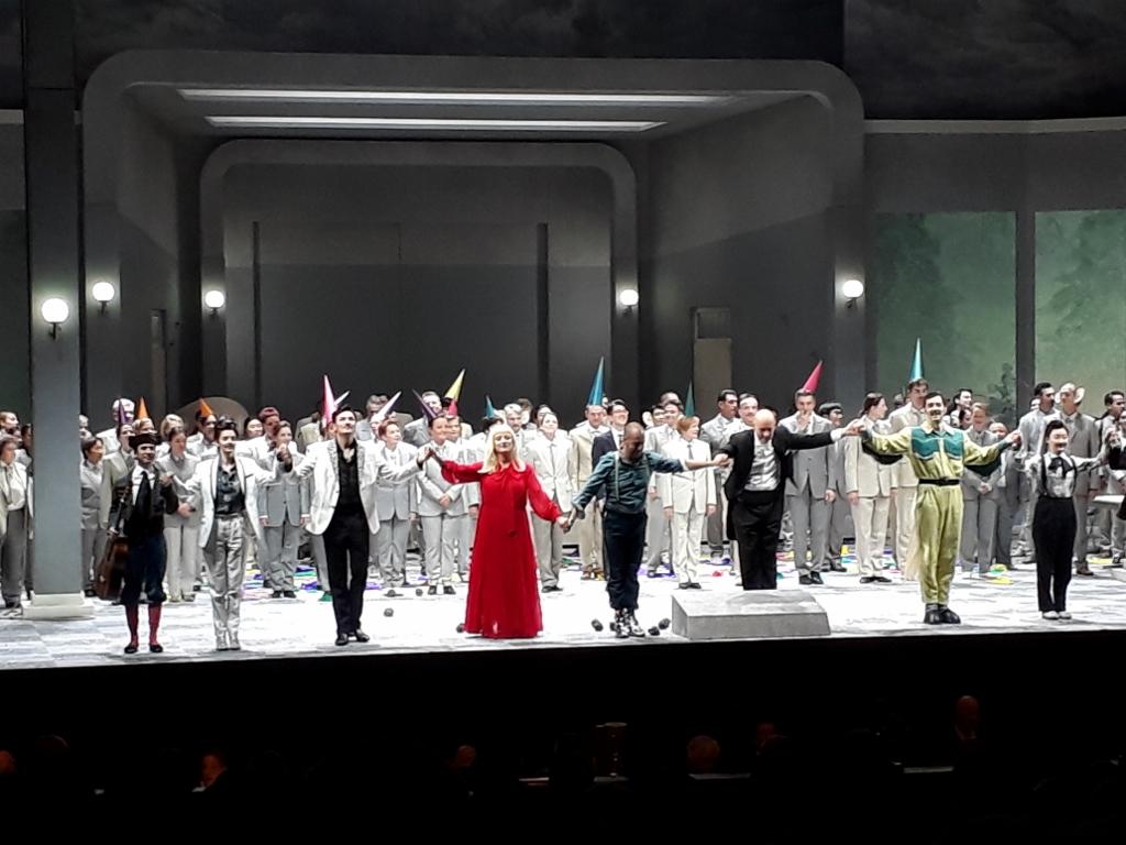 Der Ritter ist ein athletischer Held: Don Quichotte an der Deutschen Oper Berlin