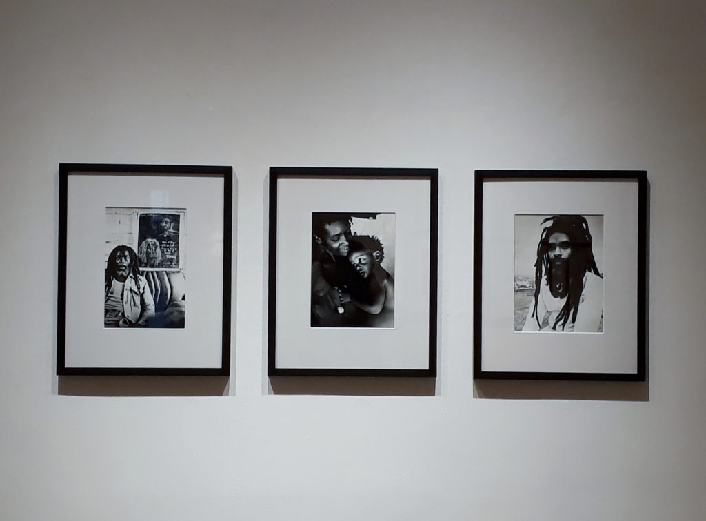 "Anno Wilms, Fotografien aus der Serie ""Randgruppen"" (Rastafari). Foto © Urszula Usakowska-Wolff"